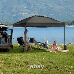 10'x10' Commercial Pop up Gazebo Canopy Party Outdoor Quick Release Folding Tent