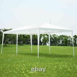 10'x20' Canopy Party Wedding Tent Heavy Duty Gazebo Pavilion Cater Event Outdoor