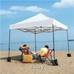 10x10 Commercial Pop Up Canopy Patio Gazebo Tent Shelter Outdoor Instant Party