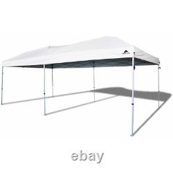 20'x10' Instant Canopy Gazebo Pop Up Outdoor Tailgate BBQ Party Tent Sun Shelter