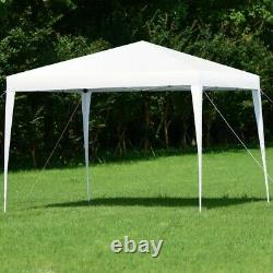 Durable Portable Pop Up Instant Canopy Outdoor Beach Party Gazebo Sun Shade Tent