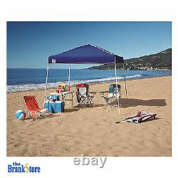 Instant Canopy Tent Pop Up Easy Gazebo 10x10 Outdoor Shelter Camping Sun Shade