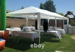 Quictent 10x30 FT Party Wedding Patio Gazebo Tent Canopy Outdoor Pavilion Event