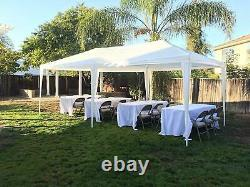 Quictent Outdoor Canopy 10'x20'/30' Patio Gazebo Party Tent Pavilion Event White
