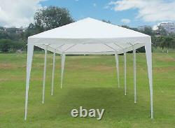 Quictent Party Tent 10'x30' Heavy Duty Pavilion Gazebo Outdoor Commercial Canopy